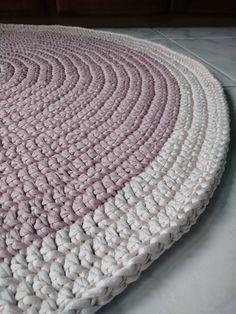 Resultado de imagem para modelos de tapete circular em fio de malha