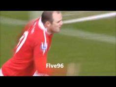 Wayne Rooney Bicycle kick against Man City