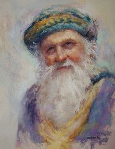 Scotsman by Luverne Lightfoot was awarded Outstanding Pastel in the February 2013 BoldBrush Painting Competition.