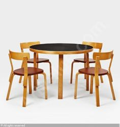 Alvar Aalto, Dining Chairs, Inspiration, Furniture, Home Decor, Biblical Inspiration, Decoration Home, Room Decor, Dining Chair