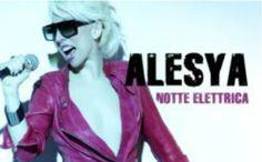 Modena Sport - Mini concerto di Alesya nell'intervallo di Sassuolo - Torino