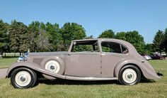 1937 Sedanca Coupé (chassis 3BT149)