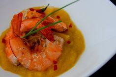 Aprenda a fazer um Camarão Borogodó: http://www.casadevalentina.com.br/blog/materia/camar-o-borogod-by-paulo-machado.html #receita #recipes #food #camarao #casadevalentina