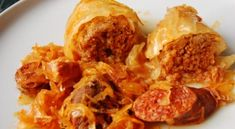 Hungarian Recipes, My Recipes, Cauliflower, Cabbage, Salads, Paleo, Food And Drink, Baking, Dinner