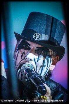King Diamond (Hellfest 2012)