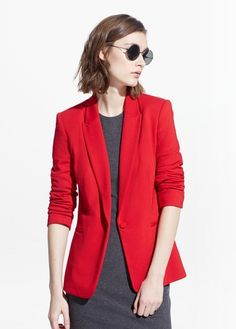 Essential blazer | MANGO