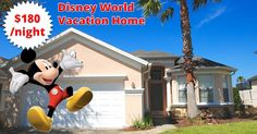 4 bedroom private pool home only minutes from Disney World!