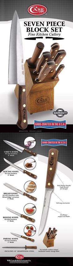 vintage case xx 254 miracl edge stainless steel steak case knives case xx knife item 7315 kitchen cutlery