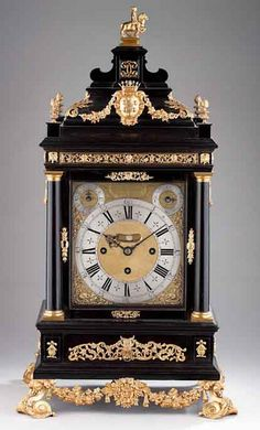Is the Scott collection the finest collection of #antique English #clocks in…
