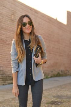 vans de tennis pas cher - Blazer Styled in Italy | gris http://www.stockmagasin.com/magento ...