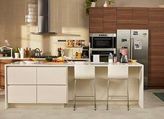 If you are looking for ikea design your own kitchen you've come to the right place. We have 29 images about ikea design your own kitchen including images, Design Ikea, Ikea Kitchen Design, Kitchen Layout, Diy Kitchen, Kitchen Ideas, Kitchen Inspiration, Cuisines Diy, Cuisines Design, Luxury Kitchens