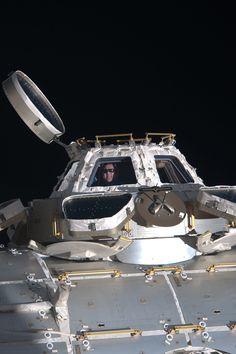 Rocketumblr | Cupola (ISS module)