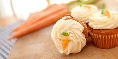 Mrkvovo-ořechové muffiny bez lepku si zamilujete