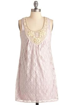 Adorning of a New Day Dress, #ModCloth