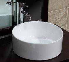 Bathroom Porcelain Ceramic Vessel Sink CV7044D3 + Chrome Faucet Drain, http://www.amazon.com/dp/B00NBALR94/ref=cm_sw_r_pi_awdm_Tldgvb1FBEMSH