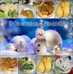 Raccolta di antipasti per la vigilia di Natale tante ricette facili e sfiziose per la festa più magica dell'anno