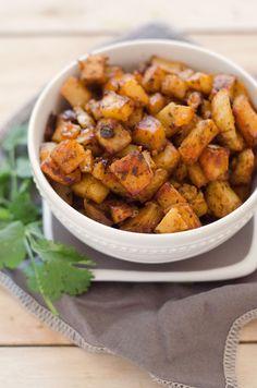 Roasted potatoes (us