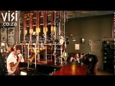 Amazing coffee bistro in Cape Town with Steampunk interior - TRUTH Coffeecult