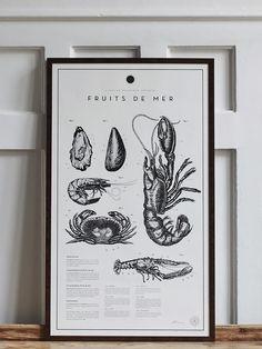Fruits De Mer no.1