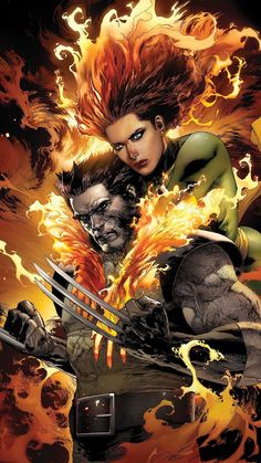 Wolverine and the Phoenix