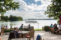 Das Park Café in Bad Saarow