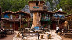 Kadir's Treehouse, Olympus, Turkey