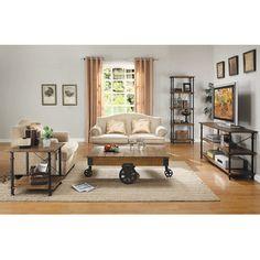 Woodbridge Home Designs Factory Coffee Table Set