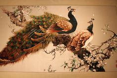 Chinese embroidery art exhibition in Beijing - China culture