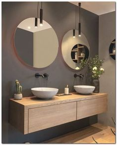 VIGO faucet is the best fit for your bathroom! Complete your bathroom with the VIGO Olus Wall Mount Bathroom Faucet Click to see more! | VIGO Industries - Bathroom sinks and faucets design ideas - BathroomRemodels - Home Interior