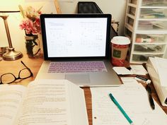 lattes and java: gearing up for finals