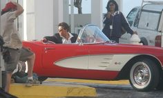 i want this car and the man that is in it