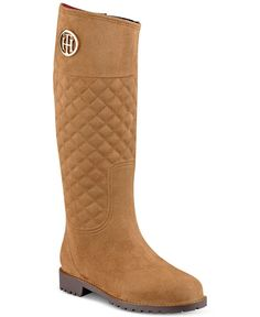 Tommy Hilfiger Babette Quilted Rain Boots