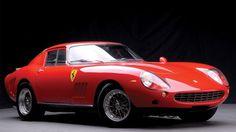 Steve McQueen's Ferrari 275 GTB4