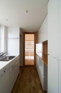 若林の家キッチン