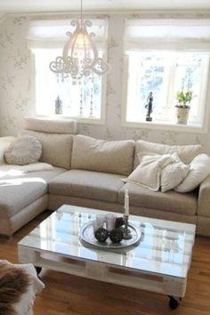 awesome 16 Creative DIY Sofa Table Ideas https://matchness.com/2018/01/18/16-creative-diy-sofa-table-ideas/