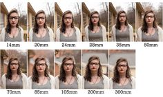 Click on photo to see larger     Choosing the right lens for doing a portrait can greatly impact your subject and how they look. Above I ...