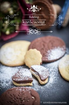 Oreo Cupcakes, Xmas, Christmas, Muffin, Cooking Recipes, Sweets, Cookies, Chocolate, Baking