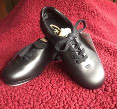 NWT Black Dance Sneakers Capezio DS11 FIERCE HIPHOP Hip Hop Exercise zummba