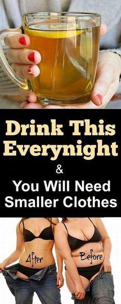 Secret Detox Drink Recipe for Weight loss.
