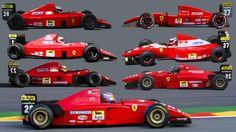 #FerrariF1V12 special (1989-1995) 6.000.000 views special