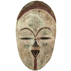 1stdibs | Antique African Gabon Vuvi Tribal Mask