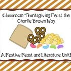 This unit is so much fun! Half of it sets you up for a Thanksgiving feast in your room that the kids and parents won't forget, and the other half i...
