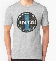 """INTA Spanish Space Agency V01"" T-Shirts & Hoodies by Lidra | Redbubble"