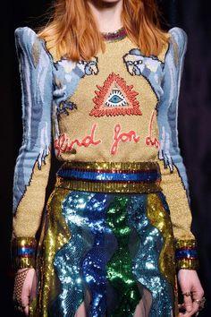 Défilé Gucci Prêt-à-porter Automne-hiver 2016-2017