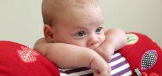 Krabbelrolle mit Baby