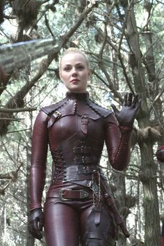 Undressing Your Mord-Sith