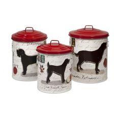 Dog Food Storage #homedecor #quickship