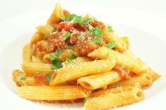 Penne arrabiata, the recipe cult of Roman cuisine (PHOTO-GUIDE).