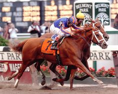 Rags to Riches - #9 in Sports Illustrated's list of top 10 racing fillies and mares.