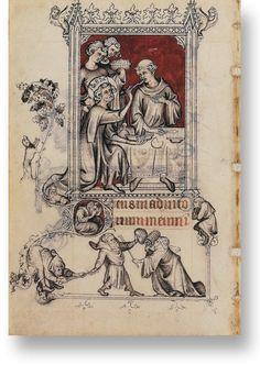 Stundenbuch der Jeanne d'Evreux